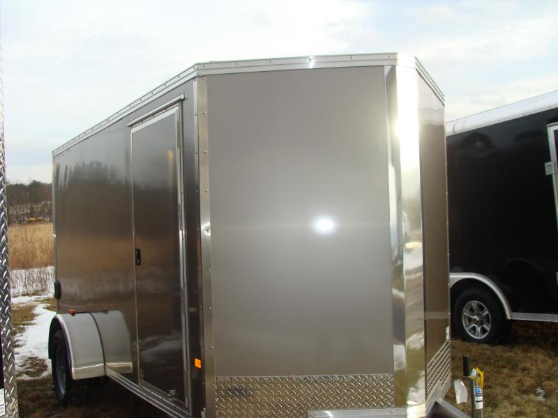 2017 Stealth Trailers 6X12 Enclosed Cargo Trailer
