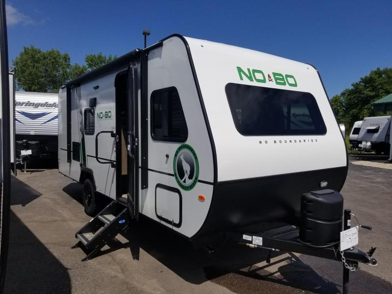 2019 Forest River Inc. NO-BOUNDARIES 19.7 Travel Trailer