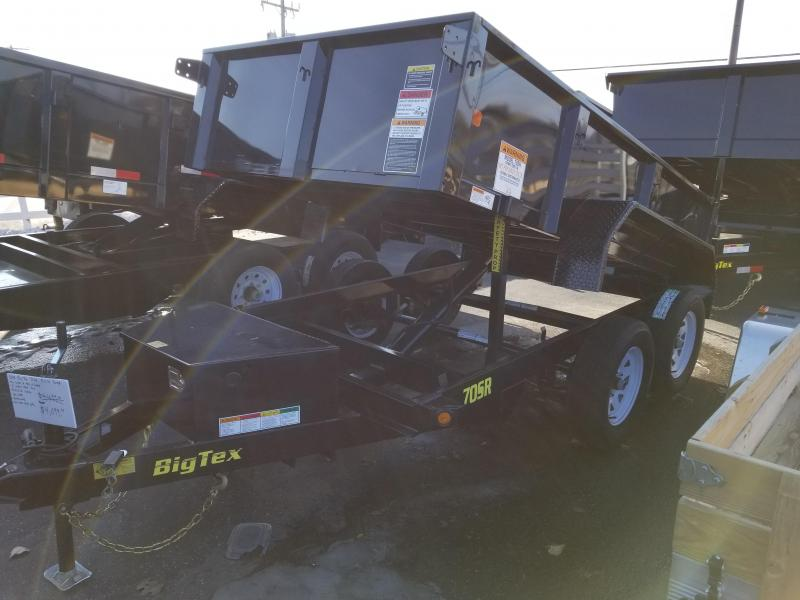 2018 Big Tex 70SR-10 DUMP