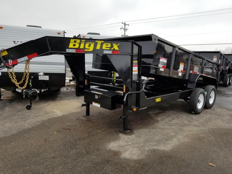 2018 Big Tex 14gx-14 DUMP