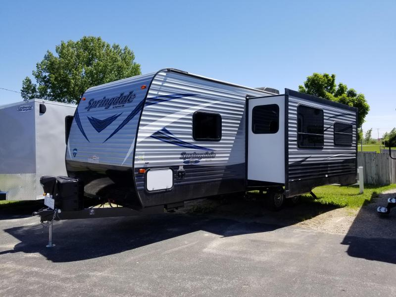 2019 keystone Springdale 2660RL Travel Trailer