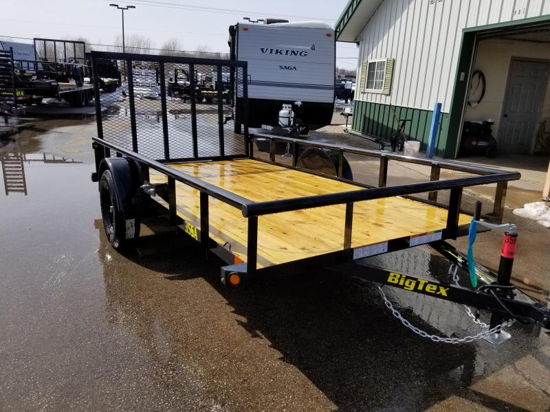 2018 Big Tex Trailers 35SA 6.5X12 Utility Trailer