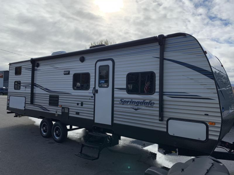 2019 Keystone RV SPRINGDALE 270BH Travel Trailer