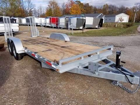 2018 Integrity 20' Equipment Trailer