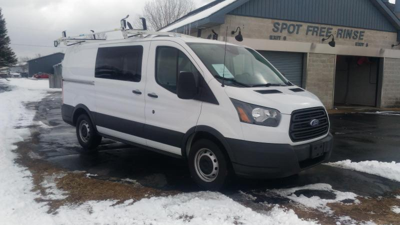 2015 Ford T150 TRANSIT WORK VAN