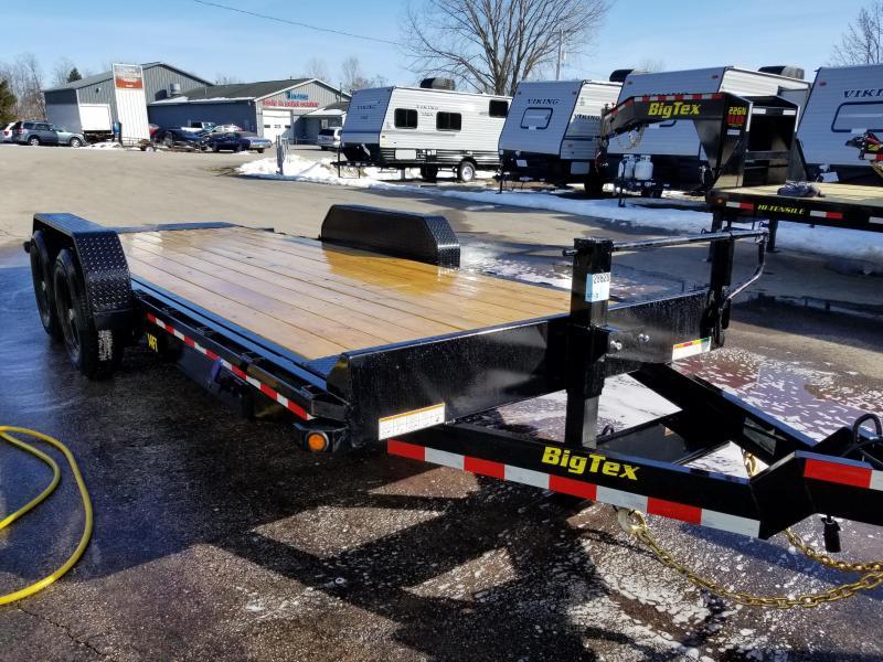 2018 Big Tex Trailers 14ft 20' TILT Equipment Trailer