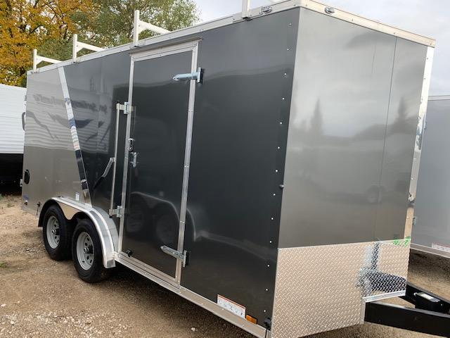 2019 Continental Cargo 8x16 Enclosed Cargo Trailer