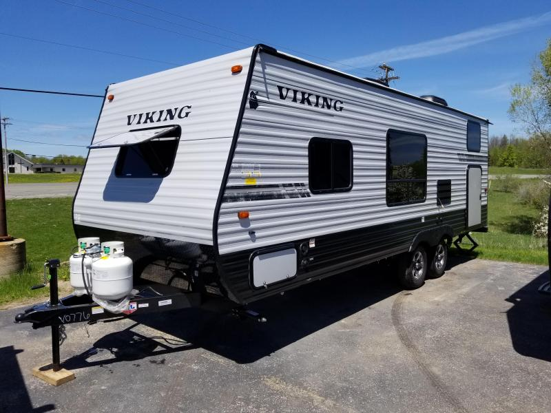 2018 Viking RV 21BH Travel Trailer