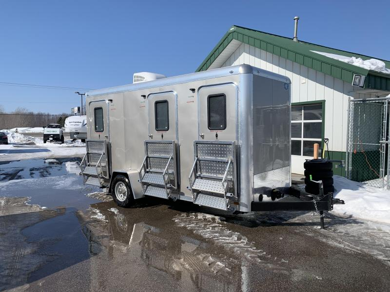 2019 Forest River CENTURY III MOBILE RESTROOM TRAILER