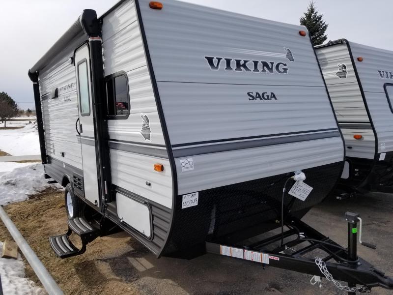 2018 Viking RV 17SBH Travel Trailer