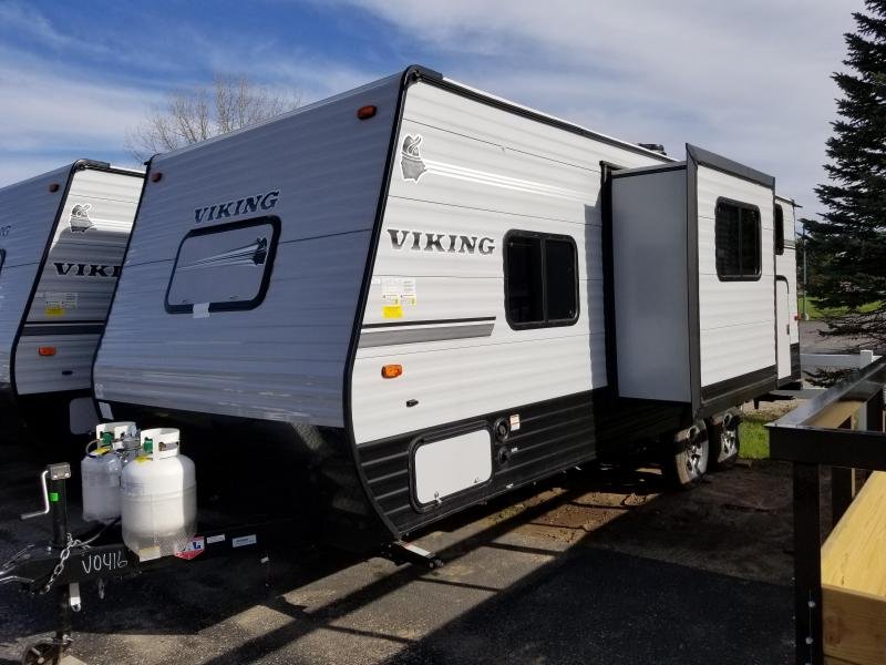 2018 Viking RV 21BHS Travel Trailer