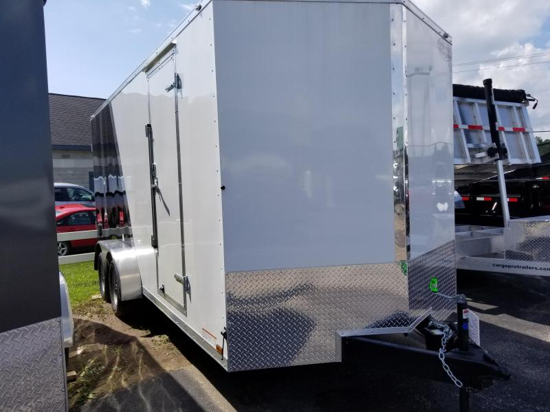 2019 Continental Cargo 7X18 Enclosed Cargo Trailer