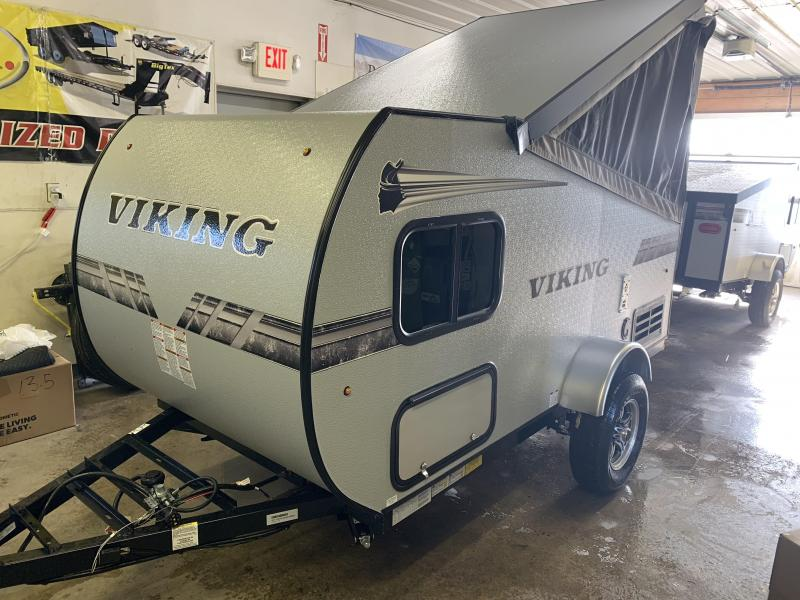 2019 Viking RV EXPRESS 9.0 DELUXE Travel Trailer
