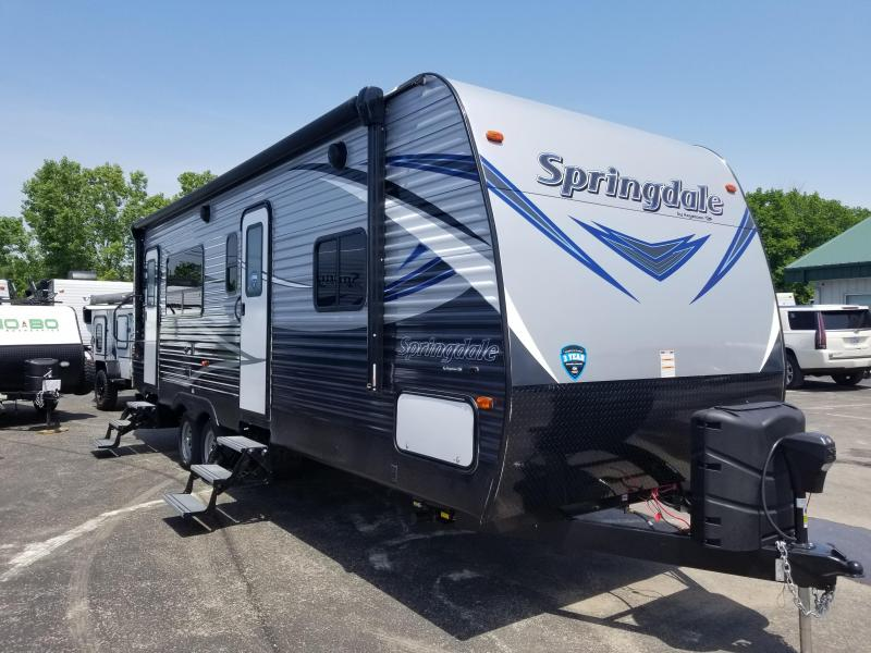 2019 Keystone Springdale 262RKS Travel Trailer