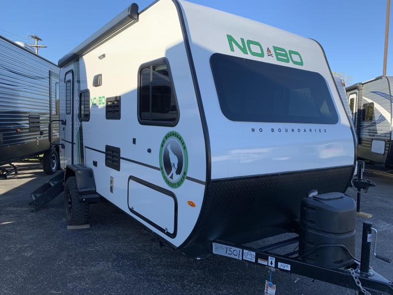 2019 Forest River NO-BOUNDARIES 16.8 Travel Trailer