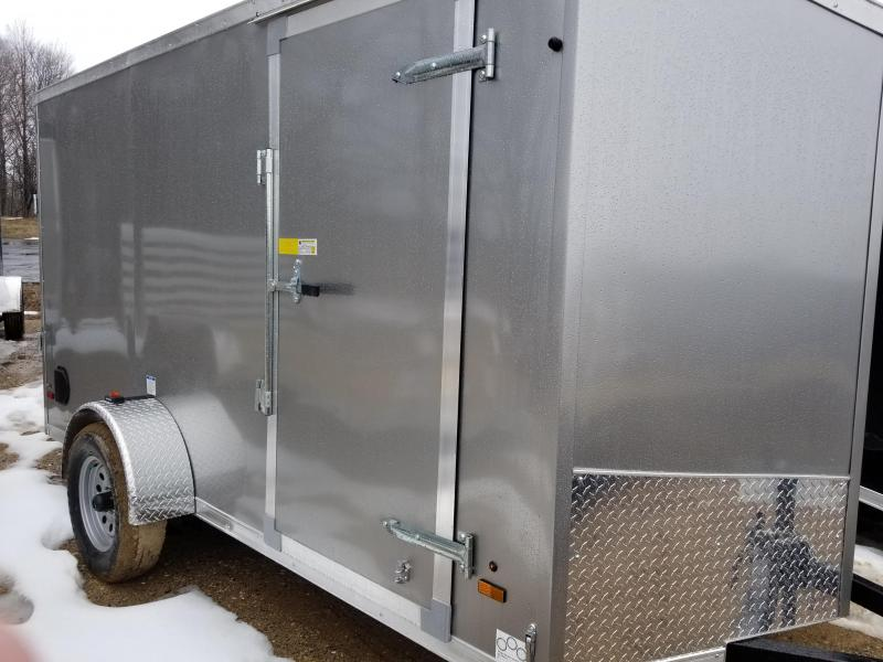 2019 US Cargo 6x12 Enclosed Cargo Trailer