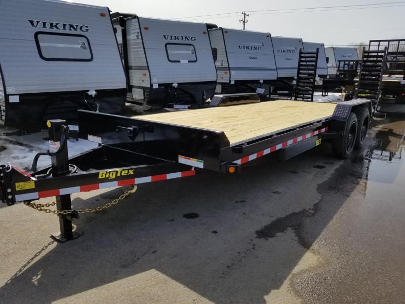 2018 Big Tex Trailers 16ET 22' Equipment Trailer