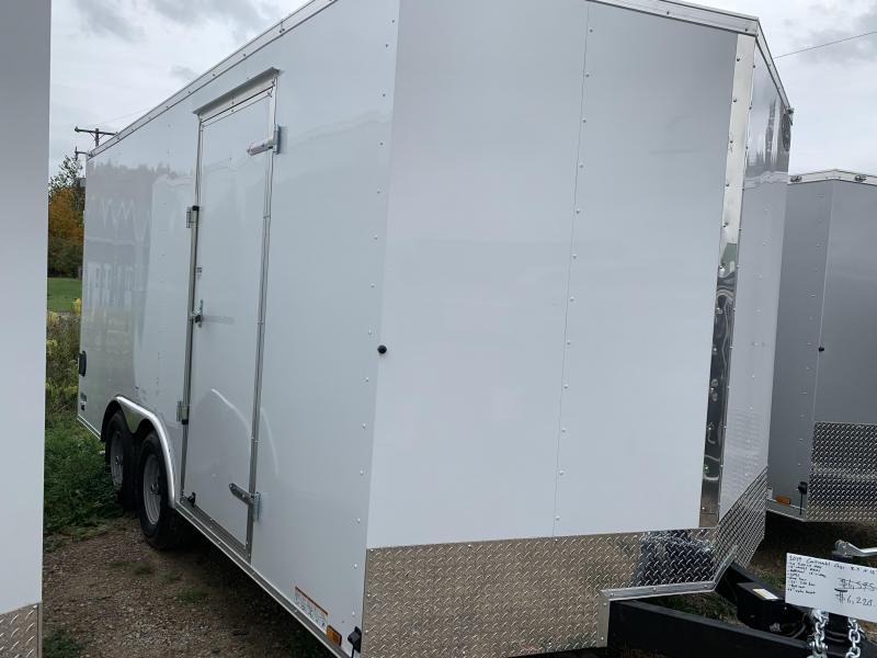 2019 Continental Cargo 8.5x16 Enclosed Cargo Trailer