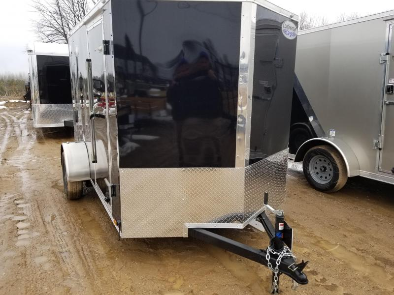 2019 Continental Cargo 6x10 Enclosed Cargo Trailer