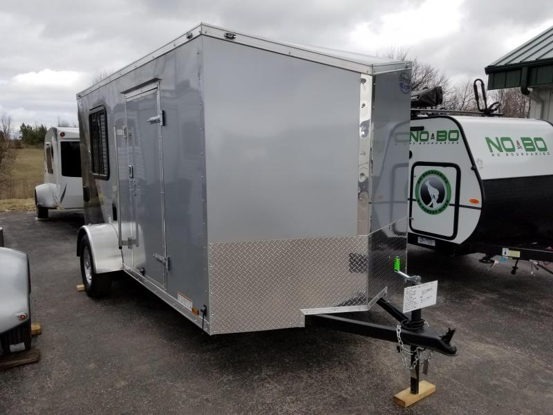 2019 Continental Cargo 6.5X12 Enclosed Cargo Trailer