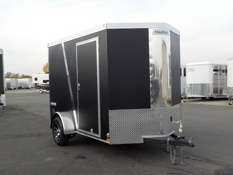 2020 Haulmark TSV610S Motorcycle Pkg Enclosed Cargo Trailer