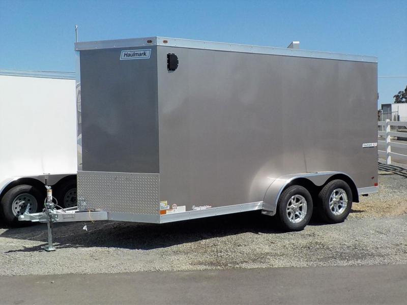 2020 Haulmark HAUV7x14WT2 Aluminum Enclosed Cargo Trailer