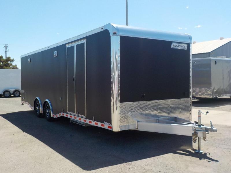 2019 Haulmark HAR85x28WT4 ALX Aluminum Car / Racing Trailer - SALE