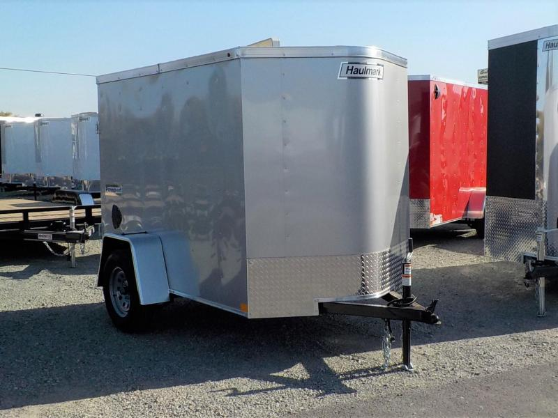 2020 Haulmark PP58S2 DX Enclosed Cargo Trailer