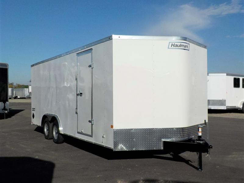 2020 Haulmark PP8520T2 DLX Car / Racing Trailer