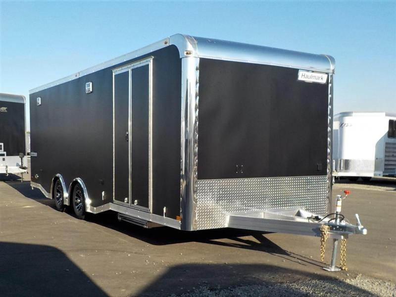 2020 Haulmark HAR85x24WT3 - Aluminum Race Car / Racing Trailer