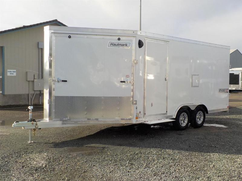 2020 Haulmark VTM8522T3 Snowmobile Trailer