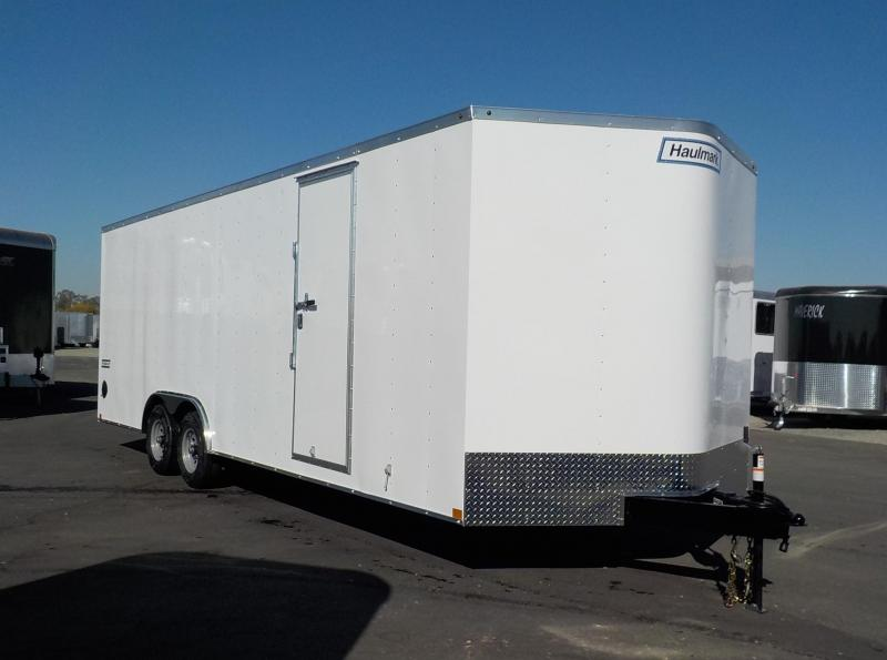 2020 Haulmark PP8524T3 Car / Racing Trailer