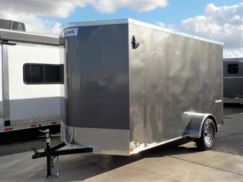 2020 Haulmark PP612 DX Enclosed Cargo Trailer