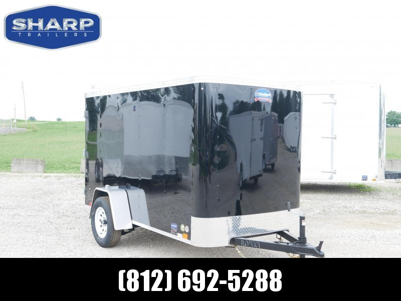 2019 United Trailers XLE 6X12SA30-S Enclosed Cargo Trailer