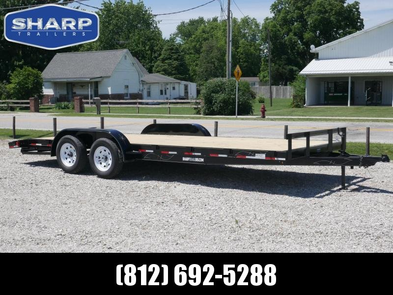 2019 Wesco UT 20 Utility Trailer