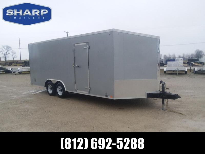 2019 United Trailers XLTV 8.5X23TA50 Enclosed Cargo Trailer