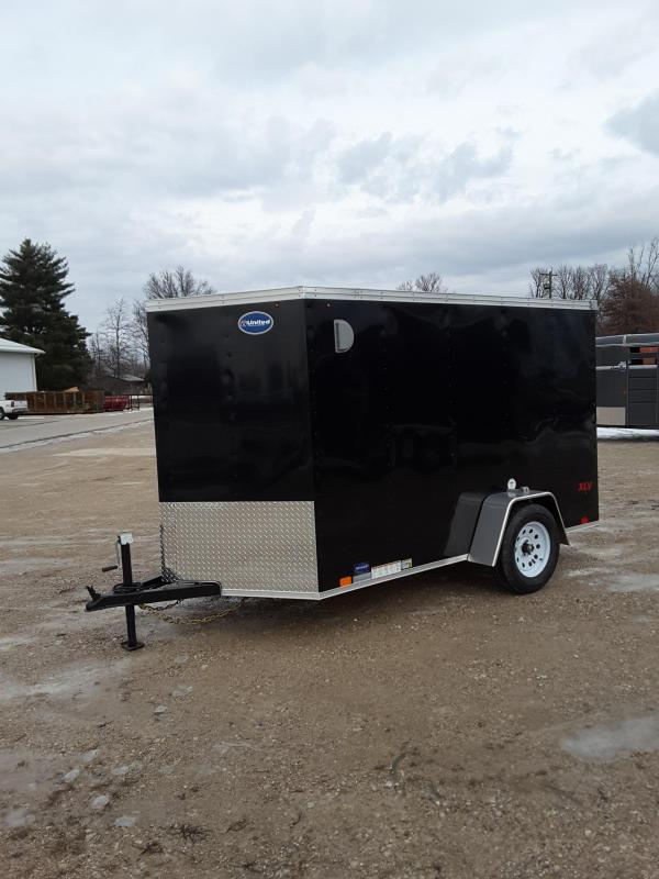 2019 United Trailers XLV 6X12SA30-S Enclosed Cargo Trailer