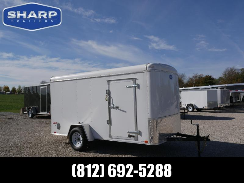 2019 United Trailers ULH 6X12SA30-S Enclosed Cargo Trailer