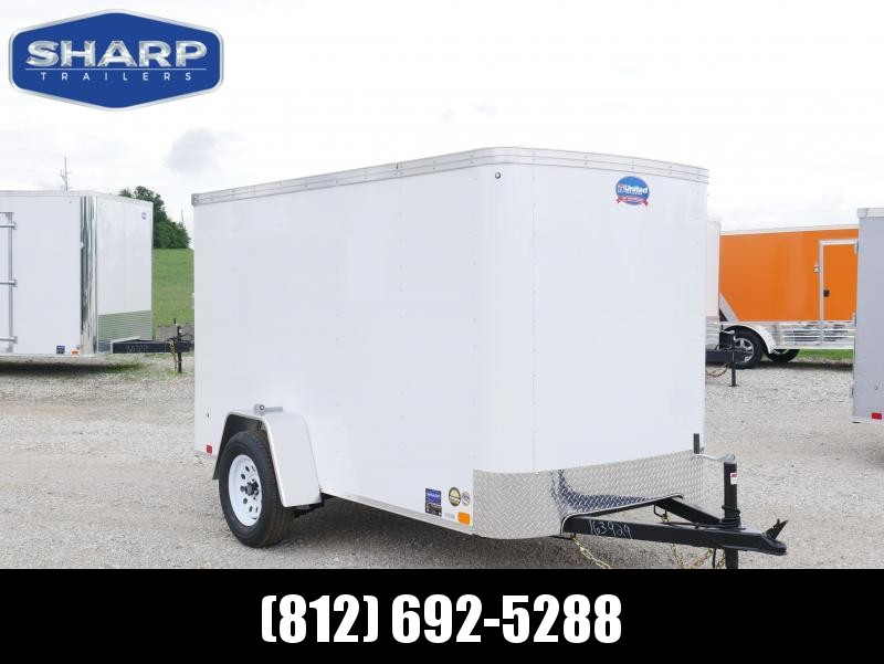 2019 United Trailers XLE 5X10SA30-S Enclosed Cargo Trailer