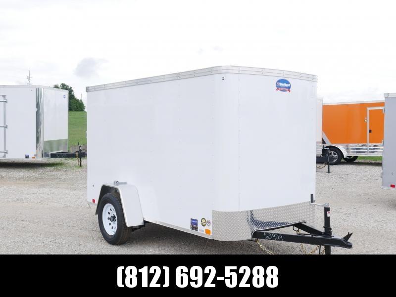 2019 United Trailers XLE 5X10SA30-S Enclosed Cargo Trailer