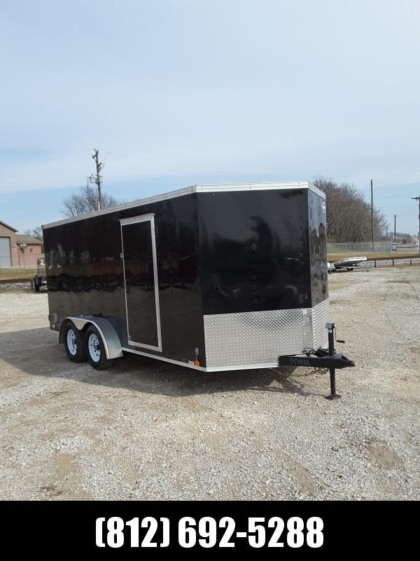 2018 United Trailers XLV 7X14TA35 Enclosed Cargo Trailer