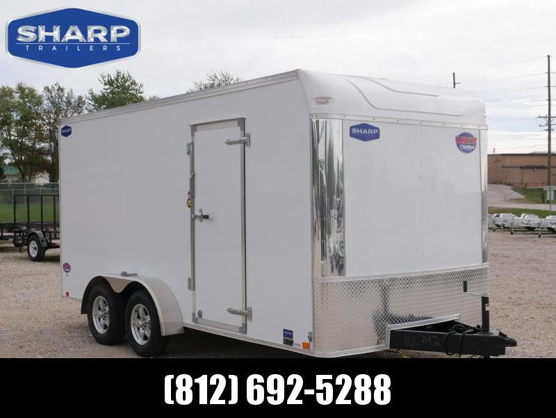 2019 United Trailers UXT 7X14TA35 Enclosed Cargo Trailer