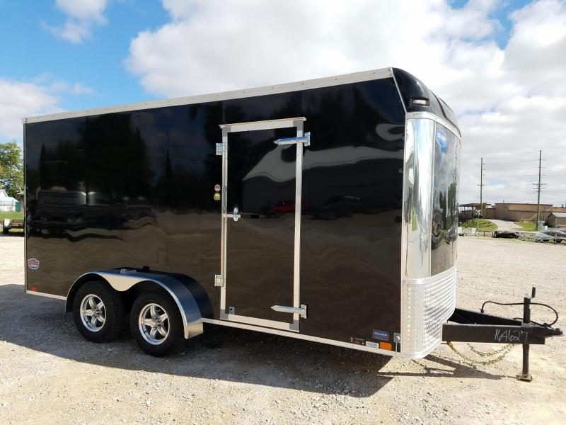 2019 United Trailers UXT 7X16TA35 Enclosed Cargo Trailer