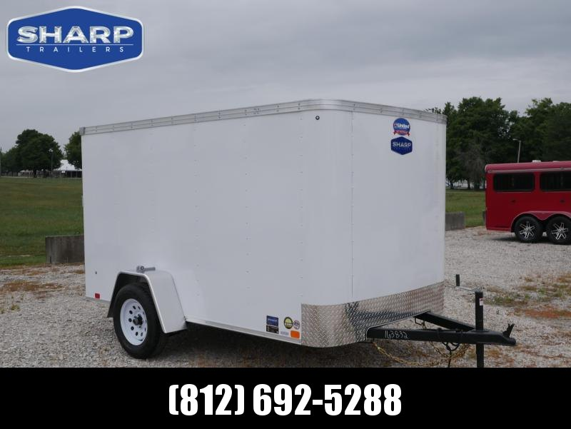 2019 United Trailers XLE 6X10SA30 Enclosed Cargo Trailer