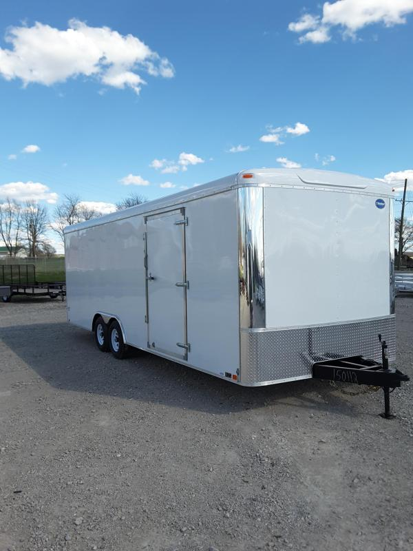 2018 United Trailers ULT 8.5X20TA50-S Enclosed Cargo Trailer