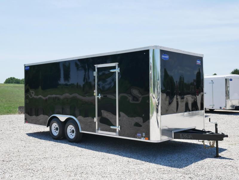 2019 United Trailers XLT 8.5X20TA50 Enclosed Cargo Trailer