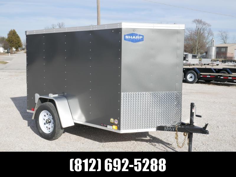 2019 United Trailers XLV 5X8SA30-S Enclosed Cargo Trailer
