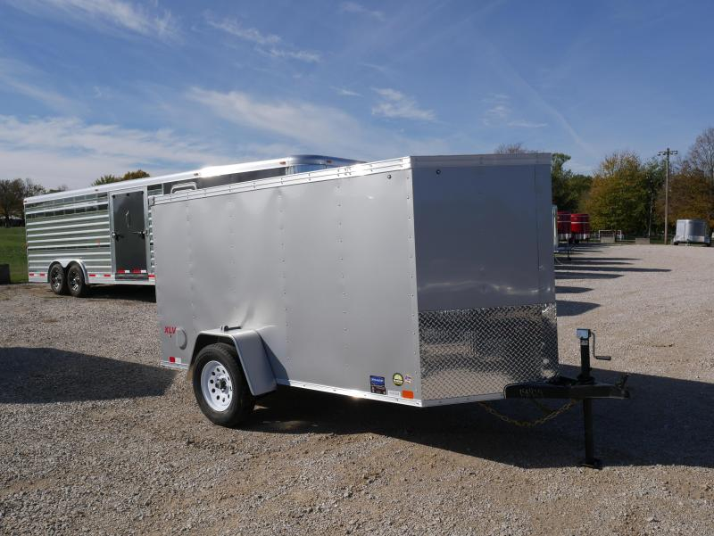 2019 United Trailers XLV 5X8SA30-S Enclosed Cargo Trailer