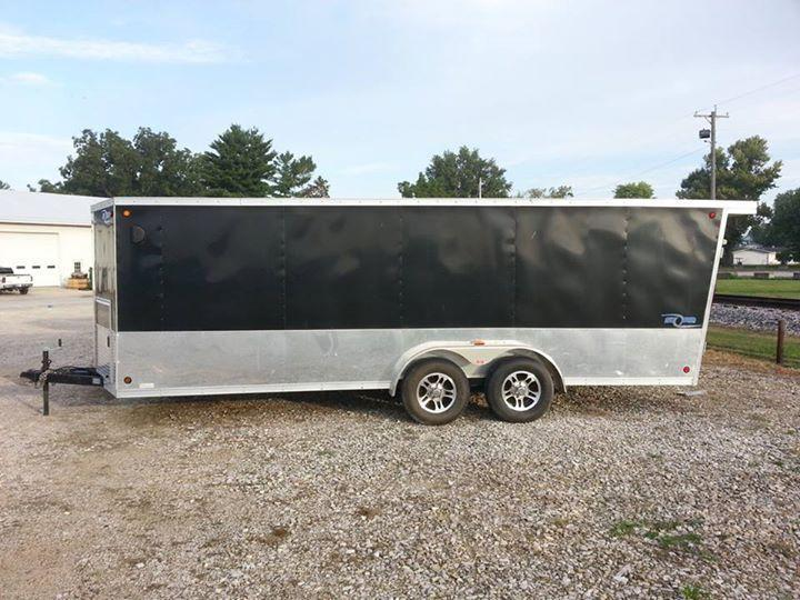 2013 Storm Trailers 7x20TA3 Enclosed Cargo Trailer