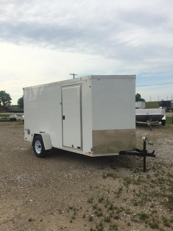 2019 United Trailers XLV 6X12SA-30-S Enclosed Cargo Trailer